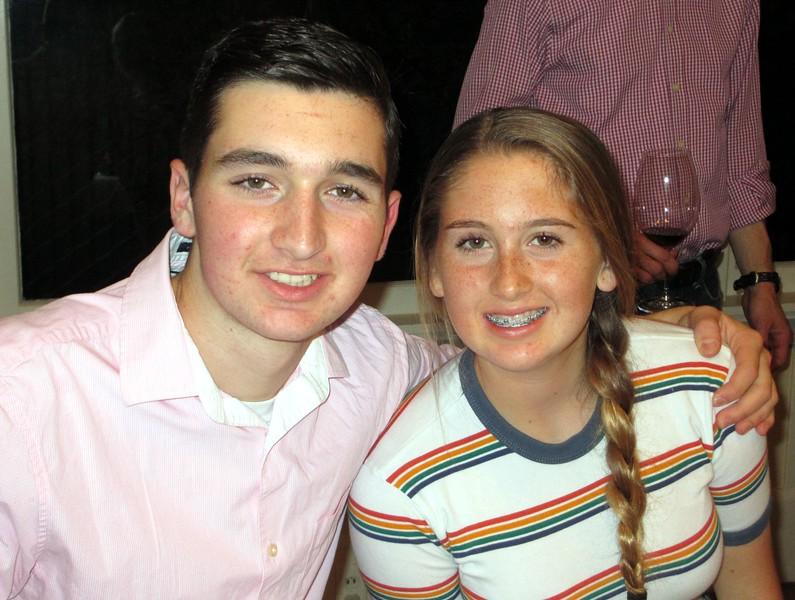 Max and Sylvia Barmack, November 2016.