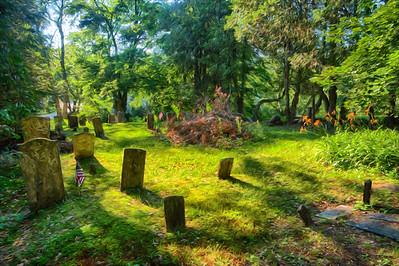 Graveyard, Bristol