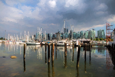 The Marina, Vancouver