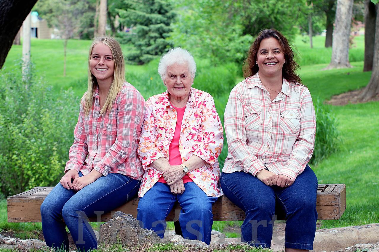 Rexius 3 generations (3)