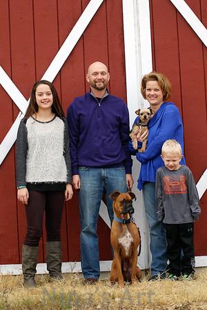 Roschinger Family 2016