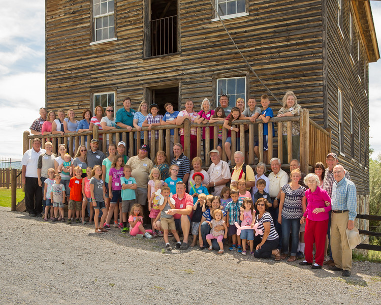 2016 Bair Family Reunion