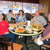 Mary Ann Schuessler, Sandy, Gary Dubuque, Ken Gould, Johnny's for dinner, Clearwater, FL, 2/24/2016