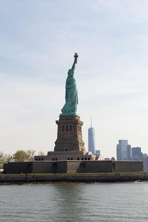 2016 - Liberty Statue