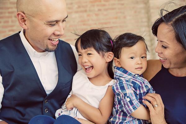 2016 Nguyen Family Photo Shoot