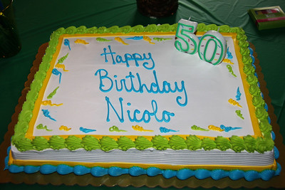 2016   Nick's 50th Birthday Party