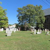 Caldwell Presbyterian Church, NJ cemetery where Ken's direct ancestors, Timothy and Thomas Gould are buried.