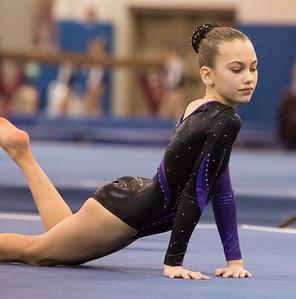 Katrina Gymnastics - February 20, 2016