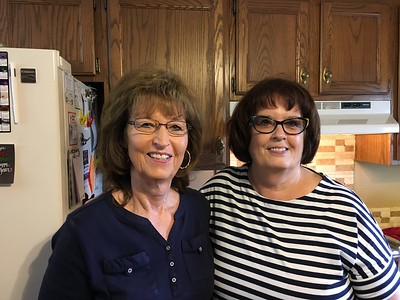 Jannette Robinson & Patty Hinsz