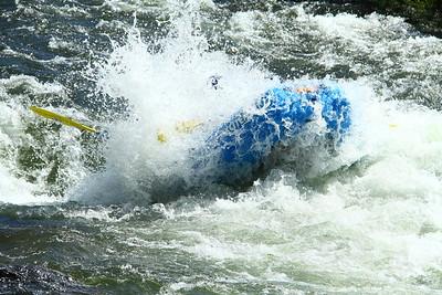 2016 White Water Rafting