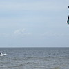 March, Kiteboarding in the Sound, North Carolina