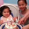 March, Happy 1st Birthday Sonja!!!