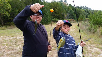 2016-09-05 Fishing with the boys