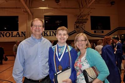 2016 Thomas Graduation