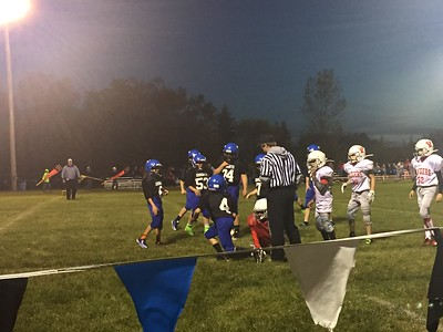 2016-10-08 Dylan Football