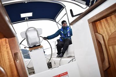 Puget Sound Sailing Trip - Reigart Photos