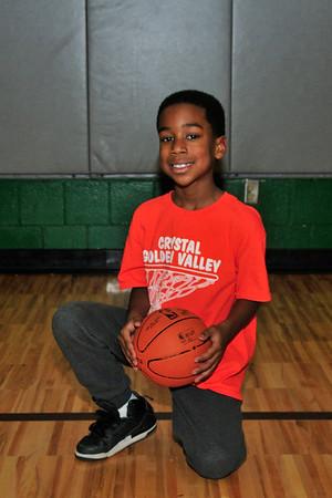 Amir 2016 Basketball