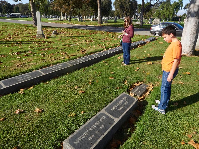 San Jose Birthday and Cemetery