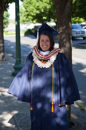 Gonzaga Graduation