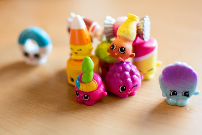 For Lilly.. she loves her..what are they called again.. shopkins?