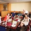 Emiko, Noah, Reiko, Keiichi, Ernie, Patrick, Jim, Hiroko
