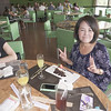 Soung and Hiroko at Westin