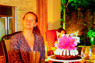 Ashlin's 14th Birthday