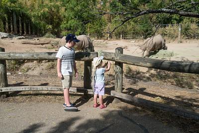 Cameron Park Zoo, Waco