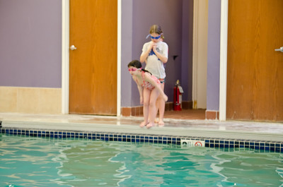 201603 Swimming