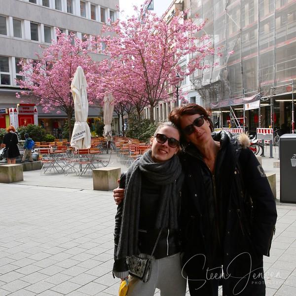 2016-04-24 Visit Arthur in Stade & Hamburg
