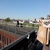 Helene på The High Line
