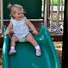 Ms. Bri loving the slide