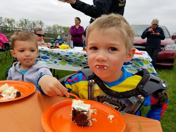 2017-05-16, Colton Birthday