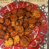 glazed and roasted sweet potato rounds, by Sue