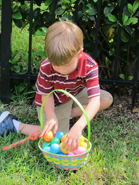 Bryan. Our Elysium community Easter egg hunt!  4/2/2017