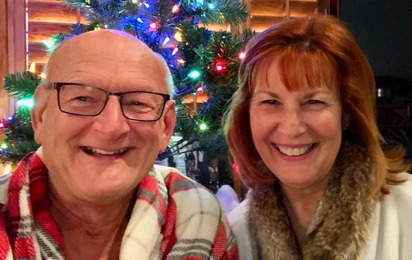 Ann & Russell Bellmor Christmas Day 2017