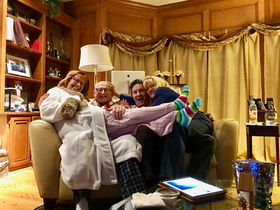 Ann & Russell Bellmor and Tom & Kathy O'Barr New Year's Eve 2017-2018 003