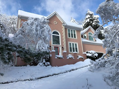 Bellmor's Highland Pointe Home Snow Storm 12-9-17 01