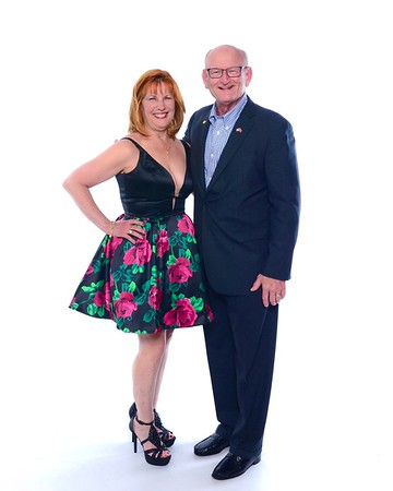 Ann & Russell Bellmor Formal Night Allure of The Seas May 2017