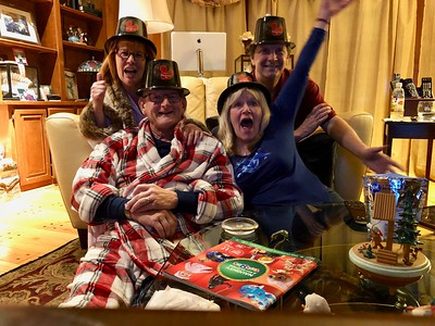 Ann & Russell Bellmor and Tom & Kathy O'Barr New Year's Eve 2017-2018 031