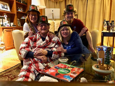 Ann & Russell Bellmor and Tom & Kathy O'Barr New Year's Eve 2017-2018 028
