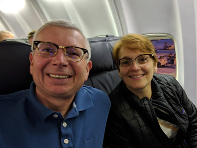 Saturday, January 7, 2017 - Cleveland to Ft. Lauderdale