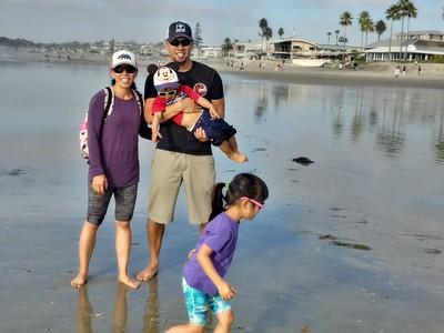 2017 Dec visit to San Diego