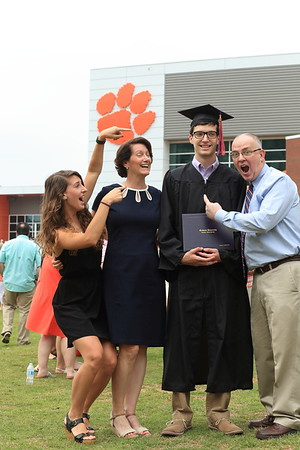 Aaron graduated from Clemson University in 2017 with a degree in Packaging Science.  He doesn't think outside the box; he thinks ABOUT the box!