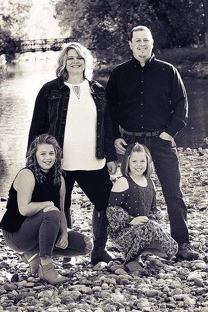 Morgan Family 2017 (3)bw