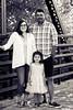 Segura Family 2017 (2)bw