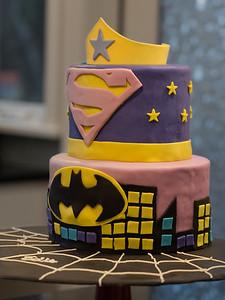 2017 Hero Cake