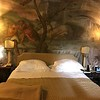 Our bedroom, Hotel Magnani Feroni, Florence