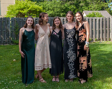 2017 MHS Pre Prom, Cristi Kennedy
