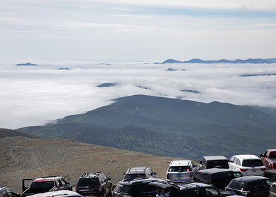Mt. Washington Road Race - June 17, 2017